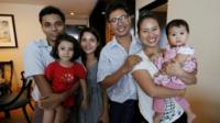 Wa Lone and Kyaw Soe Oo reunited with families