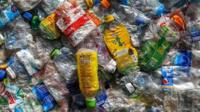 Could a year's global plastic waste circle the Earth four times over?