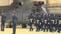 RAF 33 Squadron marks 100 years