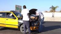 Car repair in Senegal