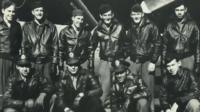 The 10 airmen who died