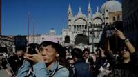 """En la llamada """"reina del Adriático"""" hay cada vez más turistas y menos residentes: la histórica ciudad perdió la mitad de su población en los últimos 50 años."""