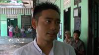 'Penis poet' Maung Saungkha