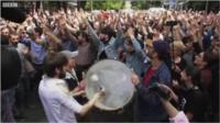 Армянский протест