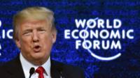 Trump at WEF