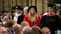 Ellie Goulding receives honorary degree