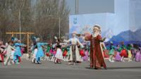 """""""Ала-Тоо"""" аянтындагы Нооруз майрамы"""