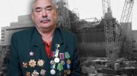 Ликвидатор Петр Хмель в числе первых тушил пожар на Чернобыльской АЭС.