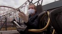 Blackpool Pleasure Beach is preparing to reopen, but how can visitors stay safe?