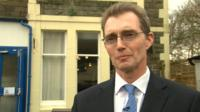 Chair of the Welsh Affairs Select Committee David Davies
