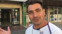 Turkish hotelier Halit Sertan Sarac