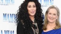 Cher and Meryl Streep