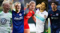 Meet the BBC Women's Footballer of the Year contenders