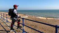 Eastbourne's Roller Roy