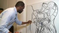 Artist Paulo Kussy