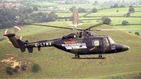 Westland G-Lynx helicopter
