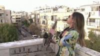 Концерт на крыше в Тель-Авиве.