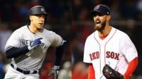 Yankees v Red Sox