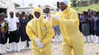 Rapping Ebola workers