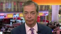 Nigel Farage says the party is preparing to stand at the next General Election if the UK hasn't left the EU by October 31st 2019.