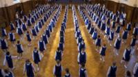 Royal Masonic School for Girls' Drill dance