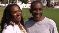 Parents of Jofra Archer