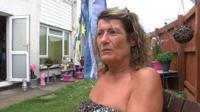 Wildmill resident Debbie Yardley