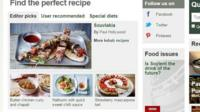 From baking bread to the perfect soufflé - but who and what is most popular on the BBC food website?
