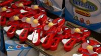 Fake goods seized in Southampton