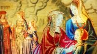 Tudor mass