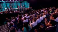 Highlights from last night's ITV Referendum Debate, as politicians from all sides clashed on the UK's membership of the European Union.