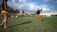 Football on the frontline – Syrian Football – the national game
