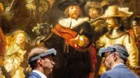 The historic restoration of Rembrandt's The Night Watch