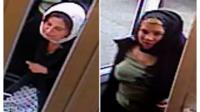 Suspects in theft of poppy tin