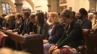 Vigil for Jo Cox MP