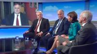 BBC Sunday Politics Wales leaders' debate