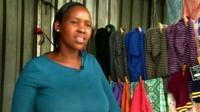 Trader in Lesotho