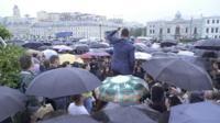 """""""Каждый день"""": неделя митингов в Москве"""