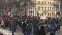 Moldova rally