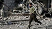 Chiến sự Syria
