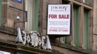For sale in Hawick