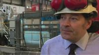 Stuart Law is site director at Wylfa