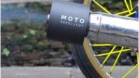 Moto com Moto Repellent