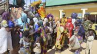 people rescued by Nigerian army