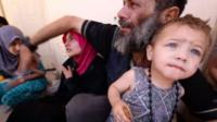 Семья из Мосула