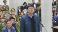 """Vietnam""""s Communist Party Politburo former member and former chairman of PetroVietnam Dinh La Thang"""