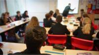 Anonymous classroom