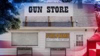 Image of a gun store