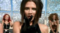 Victoria Beckham in the video for Say You'll Be There
