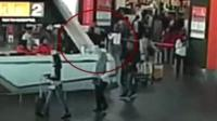 Footage from Kuala Lumpur airport said to show attack on Kim Jong-nam